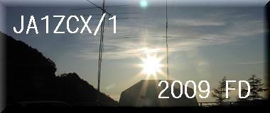 2009 FD Contest M/2 by JM1WBP & JO1CRA